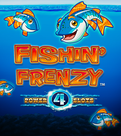 Fishin Frenzy Power 4 Slots